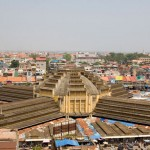 Chợ ở Phnompenh – Campuchia