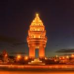 Đài tưởng niệm độc lập Campuchia