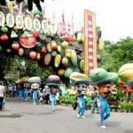 Suối Tiên nằm trong top những công viên giải trí kỳ lạ nhất